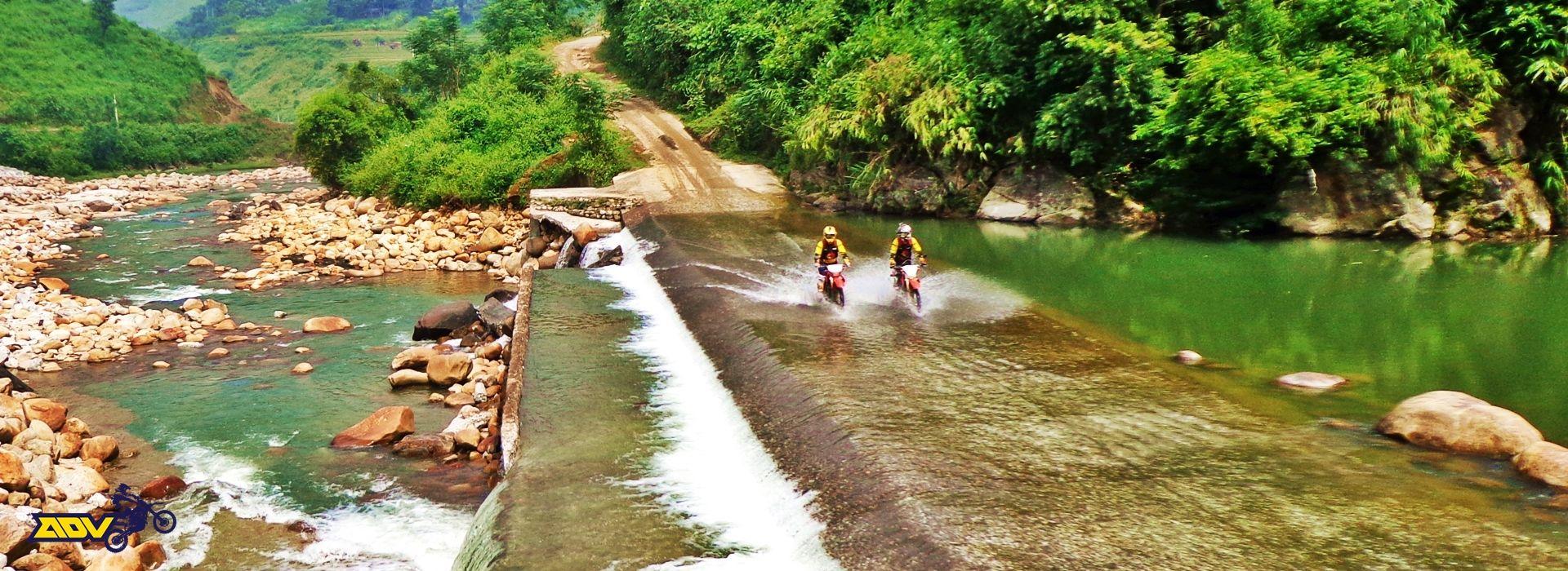 Vietnam motorbike adventure