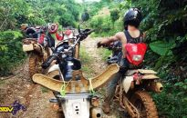 preparation for motorbike trip vietnam