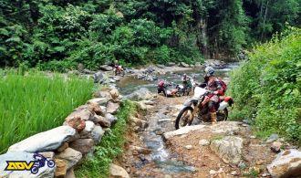 Motorbike tour north vietnam