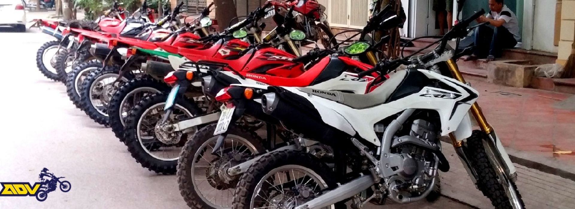 Vietnam Motorcycle rental