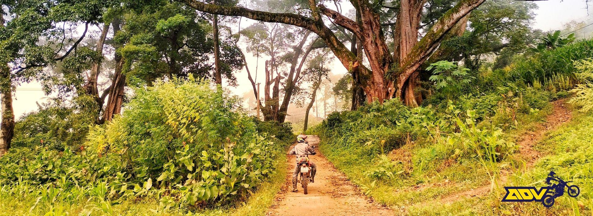 Vietnam offroad Motorbike tour