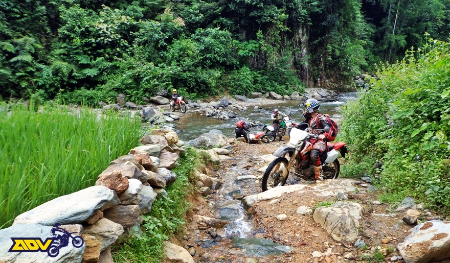 Motorbike tour north vietnam
